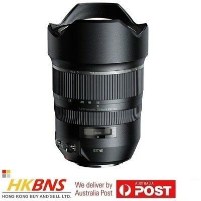 Tamron SP 15-30mm f/2.8 Di VC USD Camera Lens for Nikon F Mount