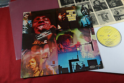 Sly & The Family Stone  STAND!  -  LP Epic BN 26456 Germany 1969