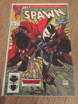 SPAWN #231 McFARLANE SPIDER-MAN 1 HOMAGE IMAGE COMICS 2013 VFN/NM