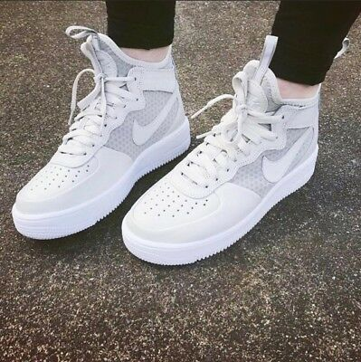 Sonderangebot Nike Air Force 1 Ultraforce Sneaker aus