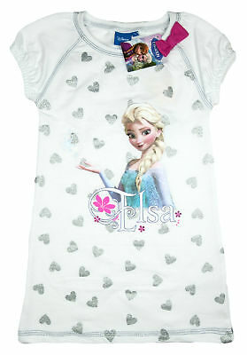 Official Licensed Disney Frozen Nightie Nightgown Night Dress Girls Ages 3 to 8