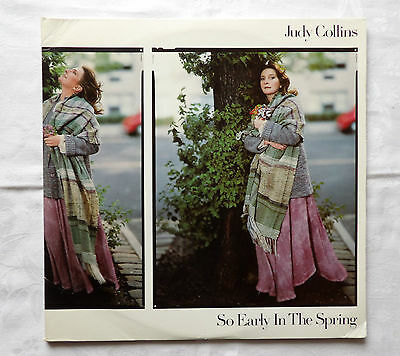 JUDY COLLINS So Early In The Spring - The First 15 Years DoLP Elektra