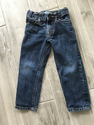 BabyGap Straight Fit Jeans Age 3 Yrs