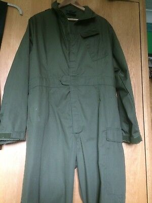 Coverall Mens RAF Olive green