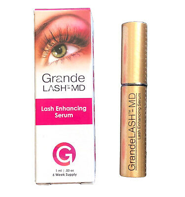 4f0f8b3ec84 GrandeLASH Grande LASH MD Eyelash Enhancer Serum 1 mL / .03oz 6 Week Supply  BNIB