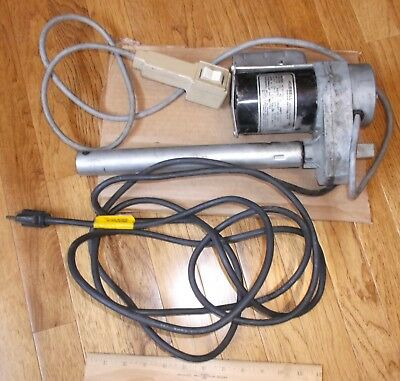 Hubbell MC42-1003 motor actuator bed lift with corded controller remote Tested!!
