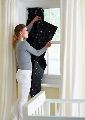 The Gro Company Gro Anywhere Blackout Blind Portable Blinds Travel Baby Curtain