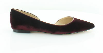 5a733db7570c SAM EDELMAN REEMA Red Womens Shoes Size 7.5 M Flats MSRP  110 ...