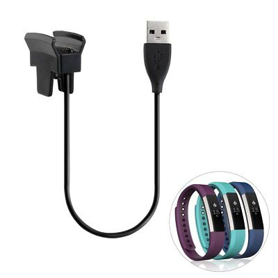 Tracker Replacement USB Charger Charging Cable Cord for Fitbit Alta Smart Watch
