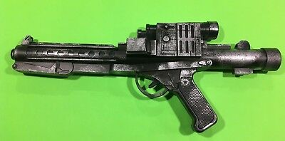 "STAR WARS e-11 / e11 stormtrooper weather blaster Lights/Sound f/x (18"") replica"