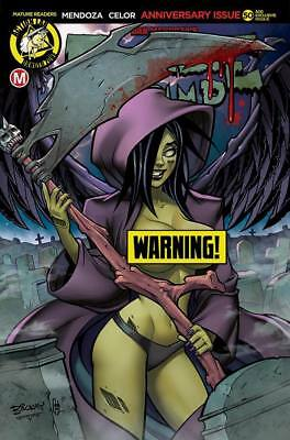 Zombie Tramp Ongoing #50 Aod Collectables Exclusive Risque Cover 2018 Pre-Order