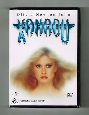 Xanadu - Dvd Brand New & Sealed