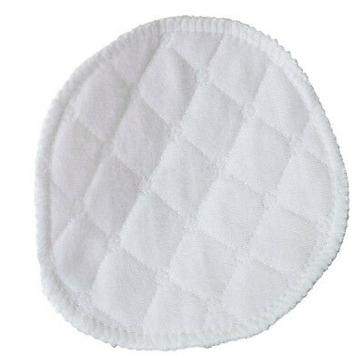 20 pcs Ultra Comfort Breast Pads Washable Extra cotton Baby, White V5M5