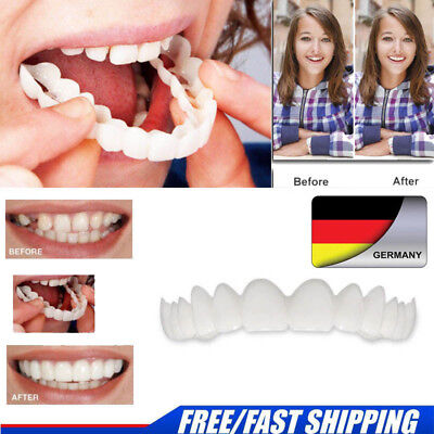 Cosmetic Dentistry Snap On Smile Instant Smile Comfort Fit Flex Cosmetic Teeth