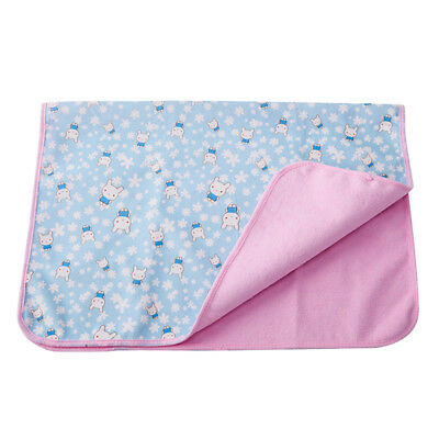 Cartoon Print Waterproof Soft and breathable Changing Pad for Babies Washable KL