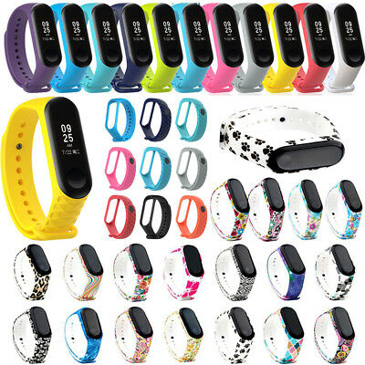 For Xiaomi Mi Band 3 Bracelet Silicone Wrist Strap Watch WristBand Replacement