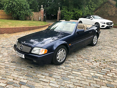 Mercedes-Benz SL280 Mint Condition 2 Owners