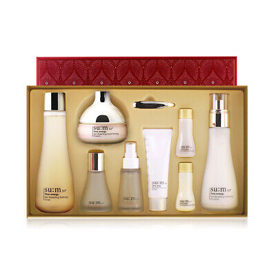 SU:M37 [SUM37] Time Energy Skin Resetting Skin care Set (with Secret Essence)
