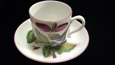 Mottahedeh Chelsea Botanical  Metropolitan Museum of Art Cup & Saucer