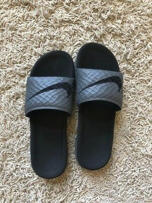 3fb86c827 NIKE BENASSI SOLARSOFT Slide 2 Men Sandal -  7.00