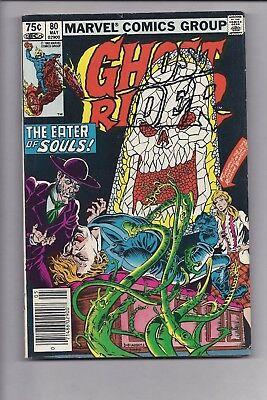 Canadian Newsstand Edition $0.75 Ghost Rider #80
