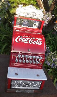#711 Ncr Coca-Cola Professionally Restored Cash Register Mint Cond.