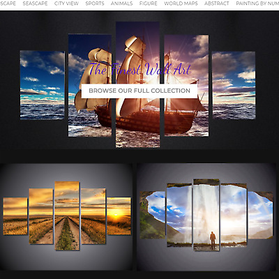 Home Wall Art Online Canvas Pictures Dropship Internet Website Business For Sale