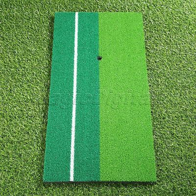 PGM Golf Training Mat Nylon Grass Oxford Tee Holder Residential Game Playing