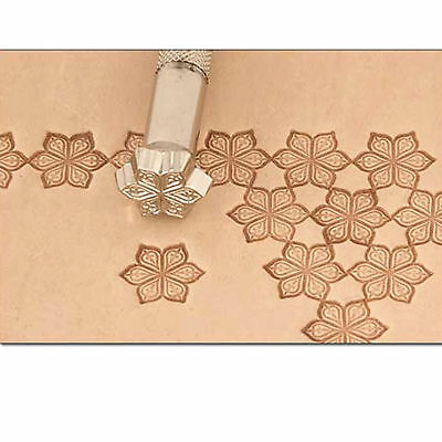 K144 Petal Craftool Leather Stamp 66144-00