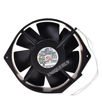 For STYLEFAN UZS15D22-MGW fan 220VAC 50/60HZ 172*150*38MM cooling fan