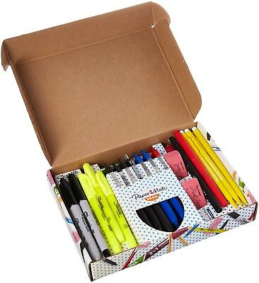 SCHOOL SUPPLIES - Writing Essentials Kit Sharpie Markers Highlighter PRISMACOLOR