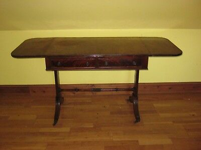 Scottish MID 19th CENTURY SOFA TABLE by Wylie & Lochhead