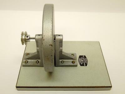 Vintage Griffin & George Flywheel Unit