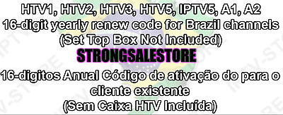 THE OFFICIAL ACTIVATE Code For Renew of HTV 2 3 5 6 A1 A2 IPTV 5 6 6