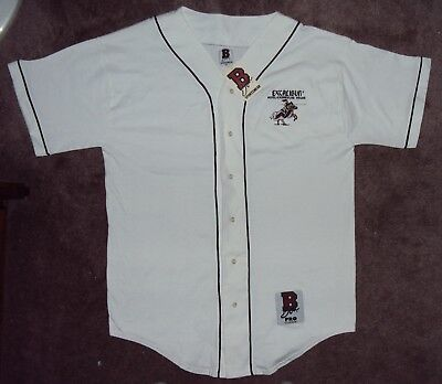 Vintage Excalibur Hotel Casino Las Vegas embroidered baseball jersey size XL NEW
