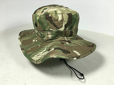 a673b7e5b38 British army Combat Hat tropical multi terrain pattern MTP Boonie Hat size  58
