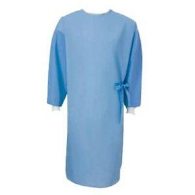 NEW! Cardinal Health Astound Fabric-Reinforced Surgical Gown Large/Blue -20/Case