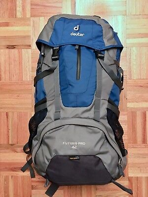 79117a10f6 OSPREY ACE48 BACKPACK Outdoor Hiking Camping With Cover -  70.00 ...