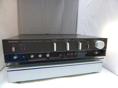 - Technics SU-A6 - High-End Vorverstärker - preamplifier