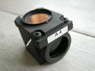 Leica A4 filter system 513848 for fluorescence DMRXA,DMIRB