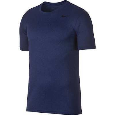 Nike Legend V Neck T Shirt Men Blue, Black