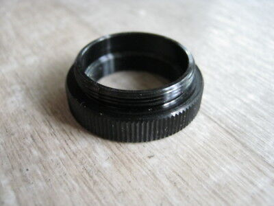 Objective adapter for nikon brightfield objectives M25 to RMS(M20.32mm)