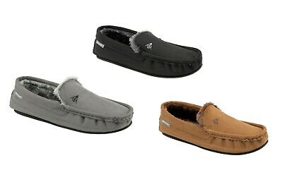 Men's DUNLOP Moccasin Slippers
