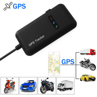 Mini GPS GSM GPRS Tracking SMS Real-time Car Motorcycle Monitor Tracker AH207