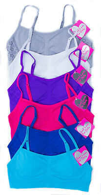 Just Love Girls Bras (Pack of 6)