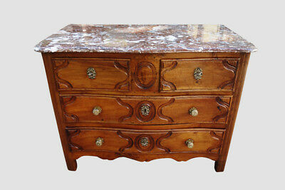 18th Century parisian commode stamped Fromageau