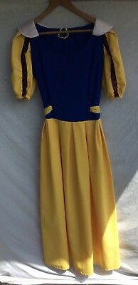 Quality Princess Costume Ideal For Stage, Theatre, Panto, Fancy Dress Etc.