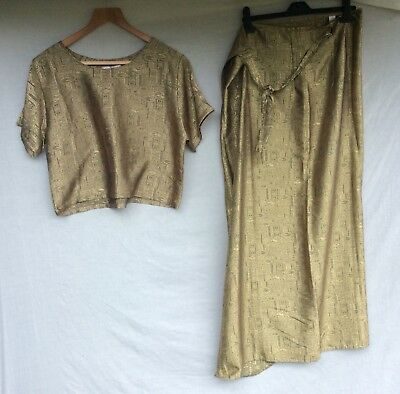Quality Thai Eastern Costume Ideal For Stage, Theatre, Panto, Fancy Dress Etc.