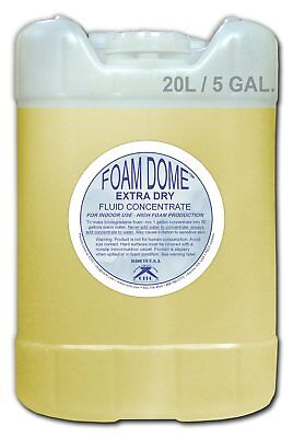 Foam Dome Fluid Concentrate Extra Dry (1 Gallon Bottles) 4 Pack