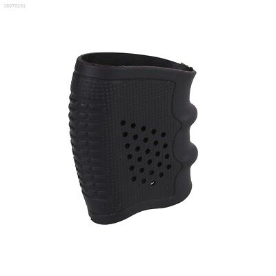 Hunting Tactical Rubber Cover Hand Grip Glove Sleeve For Pistol Handle E96D6C8